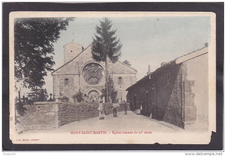 Le Mur du Vieux Cimetière de l'Eglise